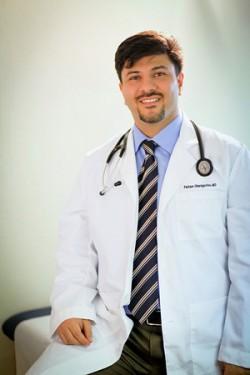 Parham Gharagozlou, MD FACP